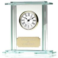 Eternity7 Jade Clock</br>JC040C
